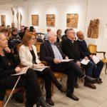 Odprtje razstave Marc Bourlier