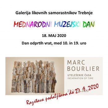 Mednarodni muzejski dan 2020