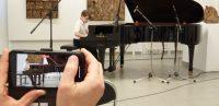 Enej Rupnik, klavir
