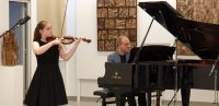 Lana Rupnik, violina