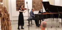Učenke violine GŠ Trebnje