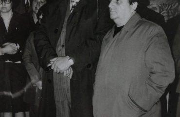 Janez Gartnar in Tone Svetina