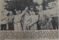 Dolenjski list je objavil skupinsko fotografijo nekaterih udeležencev 3. Tabora likovnih samorastnikov v Trebnjem, objavljeno 20. 8. 1970