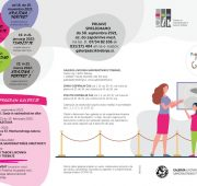 prva stran zloženke pedagoškega programa GLST 2021-22